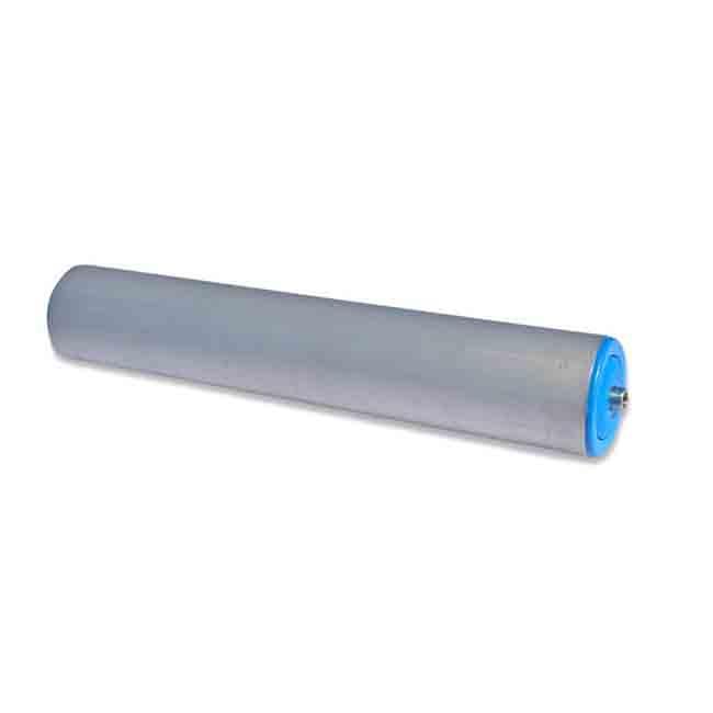 Rustfri rulle Ø60 12mm aksel