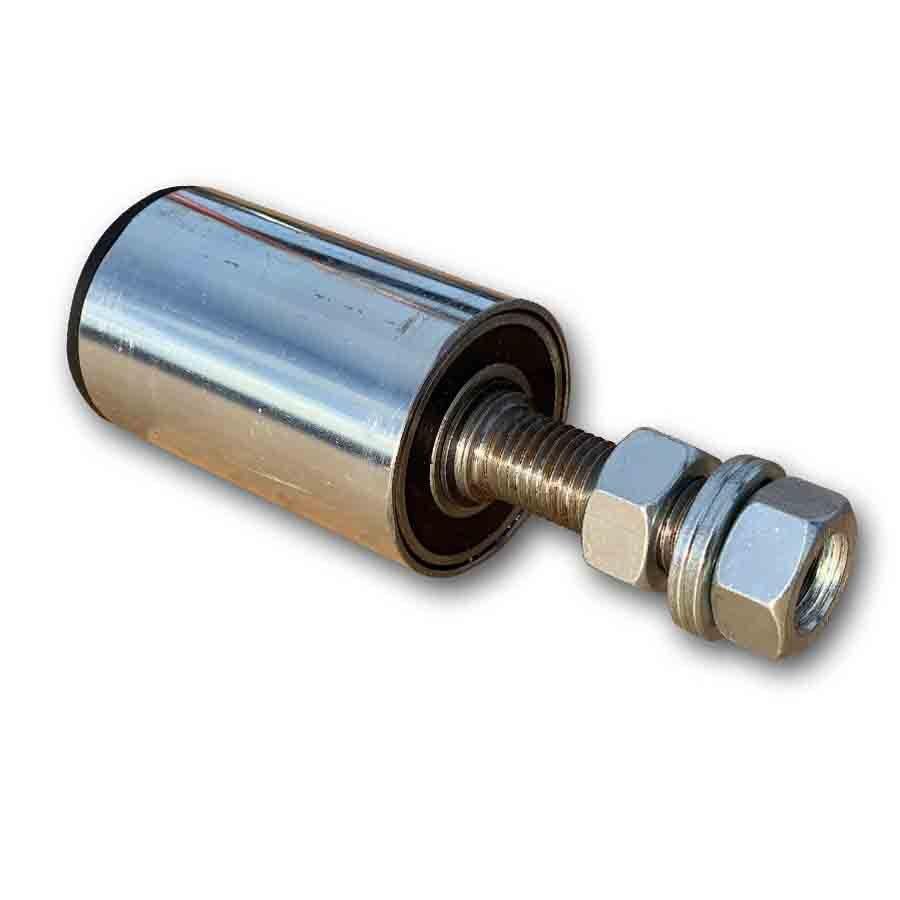 Styrerulle 50/2mm med 20mm aksel