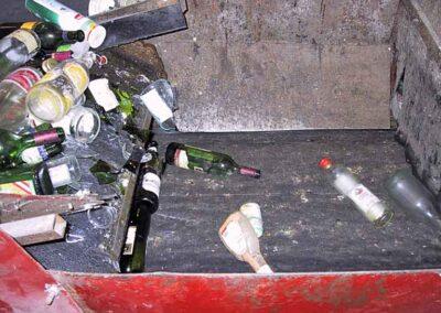 Flaskesortering