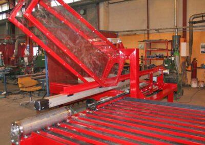 Samle og montage anlæg for borerørspumper